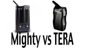 <b>Mighty</b> vs Boundless TERA: Vape Comparison