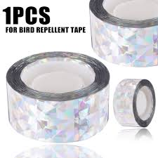 Bird <b>Repellent</b> Tape Bird Scare Tape <b>Audible Repellent Fox</b> ...
