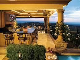 Outdoor Patio Kitchen Outdoor Kitchen Flooring Options Hgtv