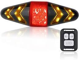 OTYTY Bike Tail Light with Turn Signals, USB ... - Amazon.com
