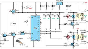 pushbutton relay selector schematic patterns pushbutton relay selector schematic