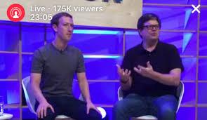 Resultado de imagem para imagens de Mark Zuckerberg e Yann LeCun