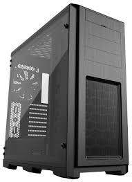 Компьютерный <b>корпус Phanteks Enthoo Pro</b> Tempered Glass Black ...