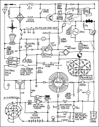 xkcd circuit diagram on simple circuit schematic diagrams