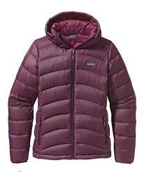 Женская пуховая <b>куртка</b> с капюшоном <b>Patagonia HI LOFT DOWN</b> ...