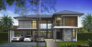 Story House Plans With Bedrooms   Modern Story Contemporary     Story House Plans With Bedrooms   Modern Story Contemporary House Plans