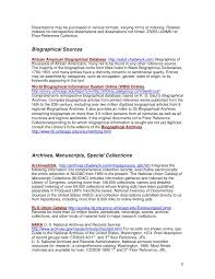 Dissertation abstracts international section a the humanities and