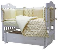 Топотушки <b>комплект в кроватку</b> 12 месяцев (6 предметов ...