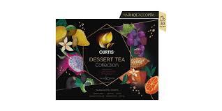"""<b>Чай Curtis</b> """"Dessert Tea Collection"""", <b>ассорти</b>, 30 сашетов купить в ..."""