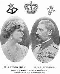 Image result for regele ferdinand incoronare