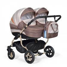 Детская <b>коляска для двойни Indigo</b> Duo 18 2 в 1 в магазине ...