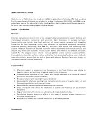 example of resume profile statements template example of resume profile statements