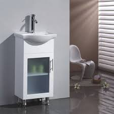 bathroom place vanity contemporary: gallery of great compact bathroom vanities with modern furniture