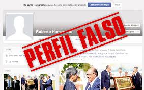 Resultado de imagem para perfis falsos no facebook