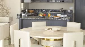 White Marble Dining Table Dining Room Furniture Kitchen Marvelous Round Kitchen Table Centerpiece Ideas With