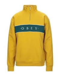 Купить мужские <b>толстовки Obey</b> в интернет-магазине Lookbuck