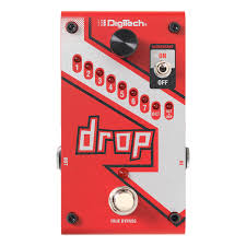 <b>Digitech DROP</b>, купить <b>педаль</b> эффектов <b>Digitech DROP</b>