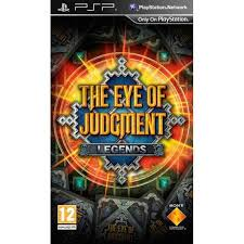 The Eye of Judgment: Legends (PSP) — купить в интернет ...