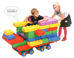 <b>Edu Play Farm</b> Big Block детский <b>конструктор</b> - купить в интернет ...