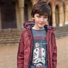 <b>Куртка для мальчика</b> Гранатовый - <b>Майорал</b>