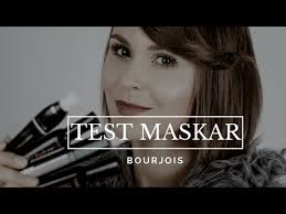 Mascara <b>PUSH</b>-<b>UP Bourjois</b> Avis/Démo - YouTube