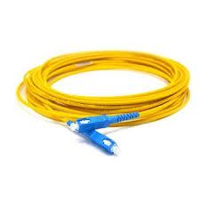 <b>SC</b>/PC-<b>SC</b>/PC Patch cord <b>Simplex SM</b> OS2 9/125µm 3.0mm 3m