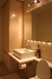 bathroom mirrors with led lights wall lamps above rectangular mirror above mirror lighting bathrooms