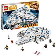 LEGO Star Wars Solo: A Star Wars Story Kessel Run ... - Amazon.com