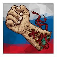 Холст 50x50 Боевая Русь #1696826 от sanchezz111