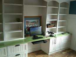 office built in desk designs built in desk built in office