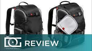 DSLR CAMERA <b>BACKPACK</b> | <b>MANFROTTO Advanced</b> Travel ...