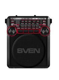 <b>SVEN SRP</b>-<b>355</b>, красный <b>Sven</b> 8000435 в интернет-магазине ...