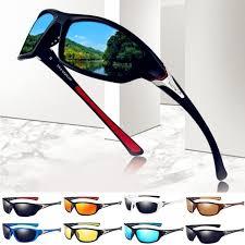 Fashion HD <b>Polarized UV400 Sunglasses Men Polarized</b> Riding ...