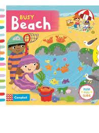 Busy Beach Pan Macmillan 12005273 в интернет-магазине ...
