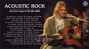 Acoustic Rock Songs 80s 90s 2000s | Best <b>Rock Music</b> Ever Playlist ...