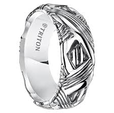 ​The Good and Bad about <b>Stainless Steel</b> Mens Wedding <b>Rings</b>
