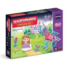 <b>Магнитный конструктор Magformers</b> Набор <b>Принцесса</b> 63134 ...