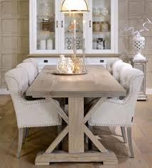 cream dining chair lion