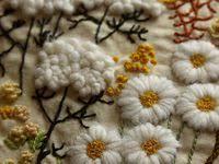 embroidery: лучшие изображения (5201) в 2019 г. | Вышивка ...