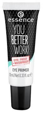 <b>Essence Праймер для</b> век You Better Work! Gym-proof Primer 10 мл