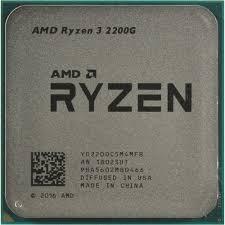 <b>Процессор AMD Ryzen 3</b> 2200G OEM — купить, цена и ...
