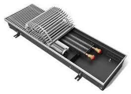 <b>Внутрипольный конвектор Techno</b> Power KVZ 150-65-1200 без ...