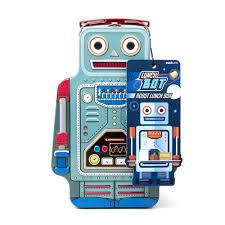 <b>Ланч</b>-<b>бокс robot</b> от <b>Suck UK</b> (Великобритания), артикул: SK ...