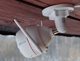 Обзор <b>IP</b>-<b>камеры</b> наблюдения <b>Ezviz</b> Husky Air