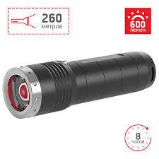 LED LENSER <b>MT6</b>. Купить <b>фонарь</b> на официальном сайте LED ...