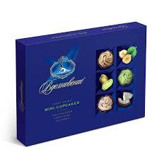 <b>Набор конфет Вдохновение Mini</b> cupcakes, 165г