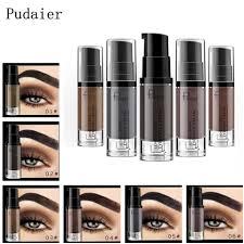 <b>Pudaier Eyebrow Mascara</b> Upgrade <b>Eyebrow Gel 4D</b> Nude Makeup ...