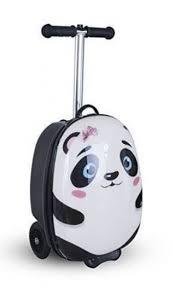 Самокат-чемодан <b>Панда</b>, <b>серия Flyte ZINC</b> купить в интернет ...