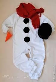 <b>Костюм Снеговика</b> подойдёт для детского утренника и встречи ...