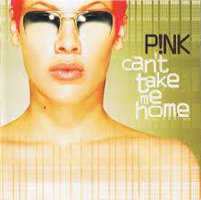 P!NK – <b>Can't Take</b> Me Home (CD) - Discogs